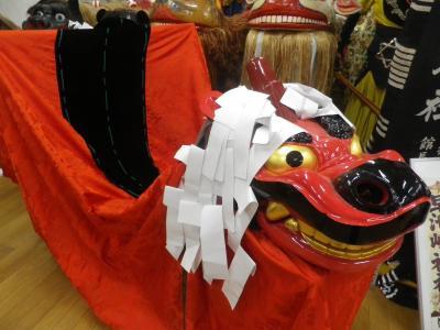 埼玉・白岡の「獅子舞フェスティバル白岡'15」と獅子博物館見学