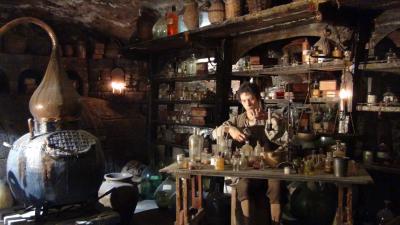 リヨン Lyon・・・・ミニチュア博物館[Part1]・・・・・深まりゆく秋のフランスを旅して