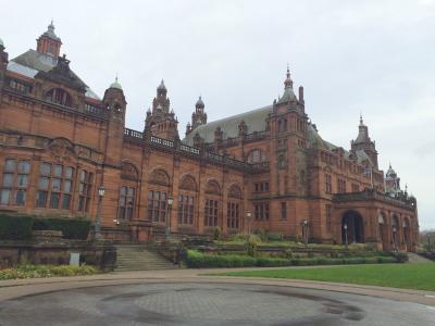 スコットランド最大都市グラスゴー。