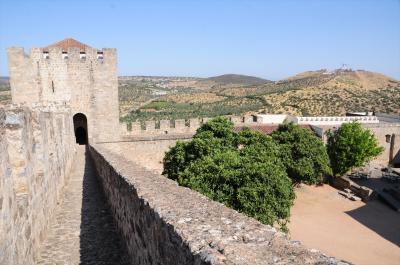 夏旅は初ポルトガル12★エルヴァス★スペインとの国境近くにある要塞都市エルヴァスの朝