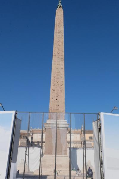 イタリア観光2015 ローマをとことん回る12日間 3日目 スペイン広場