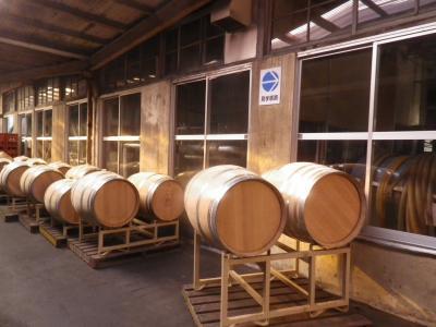 南アルプス・完熟農園から石和・マルスワインと桔梗屋へ