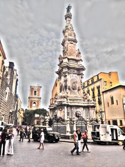 イタリア あっちも! こっちも! と欲張りなたび その41 ナポリ カポディモンテ美術館