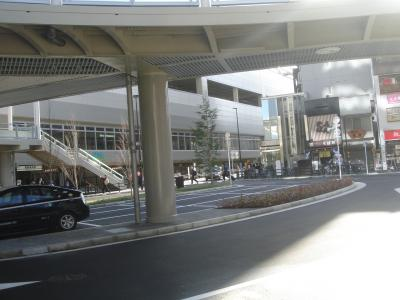 京急蒲田駅前再開発事業完成