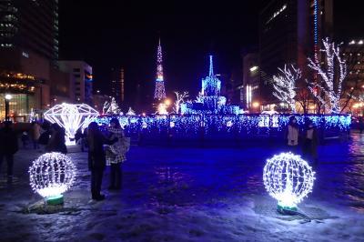 ミュンヘンクリスマス市で賑わう札幌と今シーズン初滑りを楽しんだ2週連続の北海道