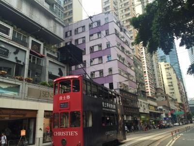 香港・ まだ見ぬ景色と定番の街歩き&グルメの旅 @グロチェスタールコック ~後編~