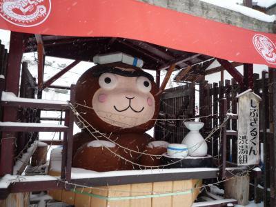 長野 ~大雪の渋温泉 温泉天国でぽっかぽか~