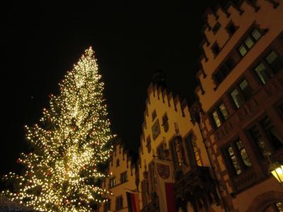 ドイツ・クリスマスマーケット巡り◇1 フランクフルト~ハイデルベルク