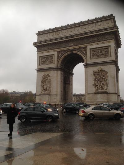 テロから3日後出発 イタリア&ちょっとパリ旅行 9日目
