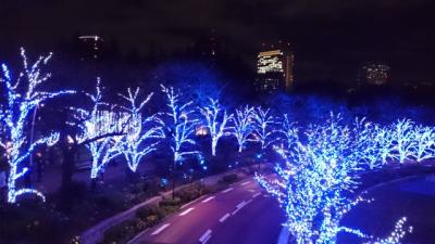 六本木ミッドタウンのクリスマス