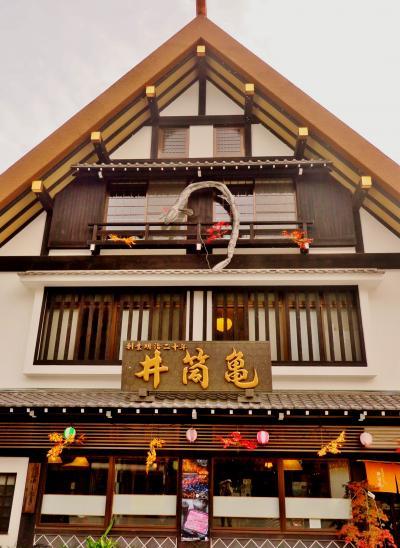 足助3/3 重要伝統的建造物群保存地区の家並み ☆伊那街道宿場の面影