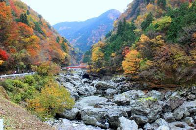 2015紅葉歩き~奈良県 みたらい渓谷~洞川温泉・龍泉寺 前半
