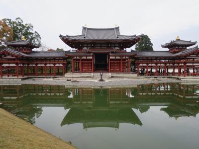 2015 秋の京都 美食めぐり<第3日>世界文化遺産平等院
