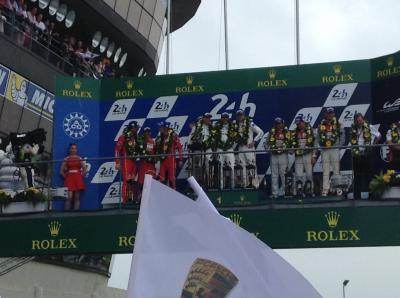 ル・マン24時間耐久レースを24時間現地観戦
