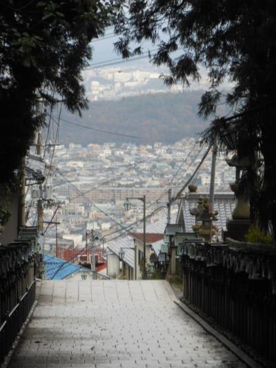 チョッコと奈良・生駒をブラブラして来ました、宝山寺へ