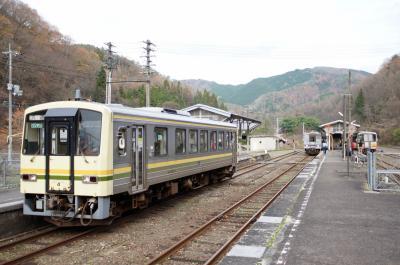 2015.11 島根ローカル線♪(木次線と芸備線)-JR線全線乗りつぶし-