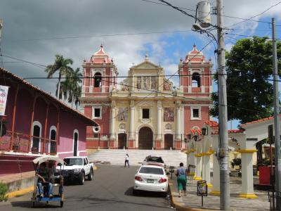 ニカラグア 古都レオン
