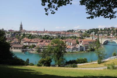 Bern / ベルン 中世の街並みとレンゾ・ピアノの建築 【スイスパス14日間の旅】