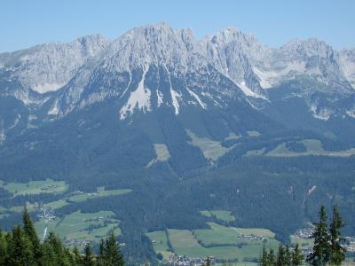 オーストリアのチロル&エーアヴァルト、ドイツのバイエルンの旅 【33】 Ellmis Zauberwelt からエルマウの町並みへ