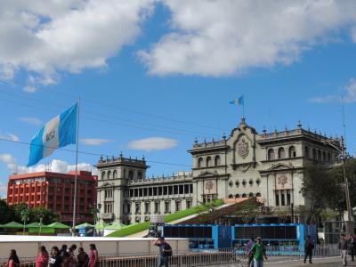 グアテマラ 首都グアテマラシティ