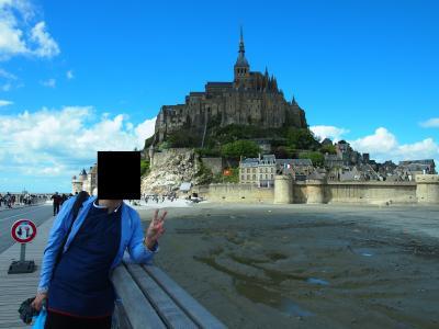 パリ一人旅③「モン・サンミシェル」