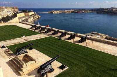 【MSCプレチオーサで行く西地中海ミニクルーズ 4】 ヴァレッタ