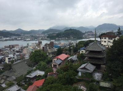 倉敷・尾道ひとり旅 1日目