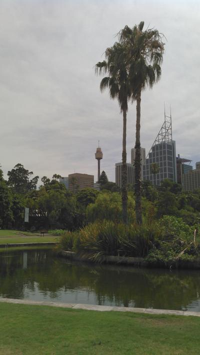 母と娘の二人旅 シドニー編 その2 シドニー市内