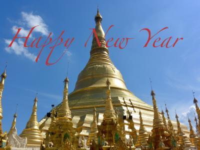 乾季のヤンゴンをぶらぶら 1月前編