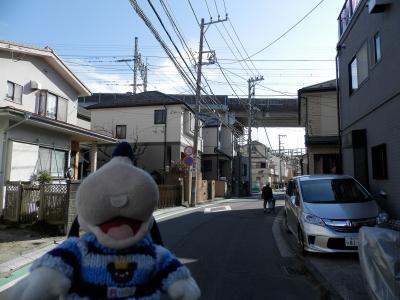 グーちゃん、京急本線をウォークする!(グー散歩/3区最大の難関区間!富岡編)
