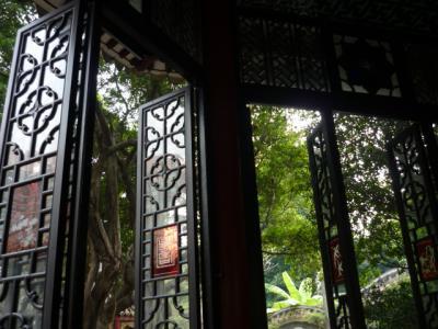 広東省一人旅  (ローカルバスで巡る佛山・広州庭園)