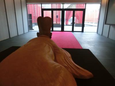 中国 西安 秦始皇帝と長安散歩(1)西安曲江芸術博物館