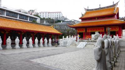 2016年の初旅は、急に決めて行った長崎1泊2日の旅【まだ行った事がなかった『孔子廟・中国歴代博物館』観光編】