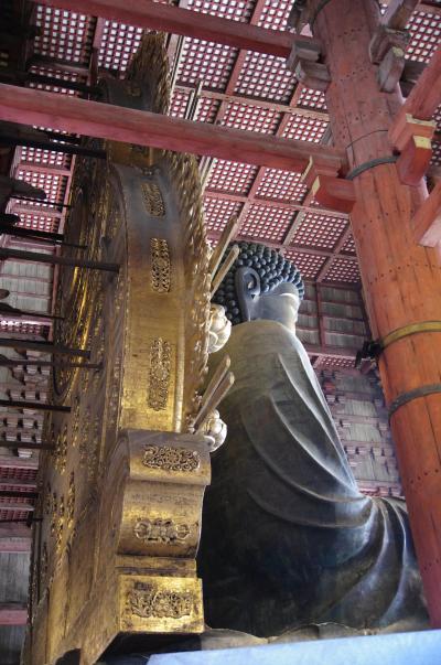 2016年冬季休暇1月2日 青春18きっぷで行く奈良・京都世界遺産巡り旅行
