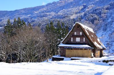 2015冬の北陸めぐる旅vol.2(合掌造りの五箇山)