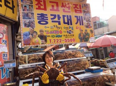 釜山、全州、ソウルのディープな旅 その4