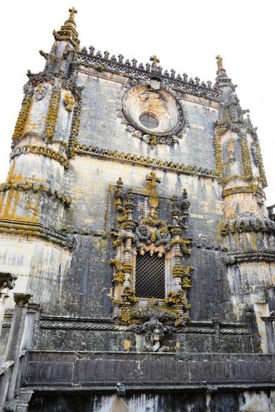 哀愁のポルトガル(16) トマール キリスト修道院
