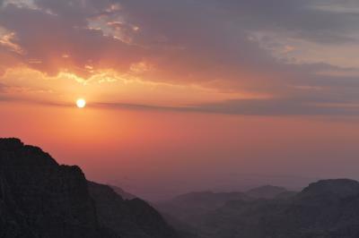 ダーナへ [ ヨルダン一美しい夕景を見ることが出来る村]