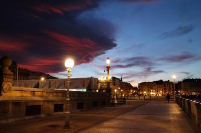2回目のスペイン・バスク4泊5日グルメ旅 その2 サン・セバスチャン観光編