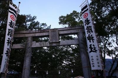 松陰神社へ初詣に行って来ました