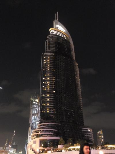 アラビアンクルーズ満喫の旅:7日目UAE/砂漠の中の近代都市ドバイ再び