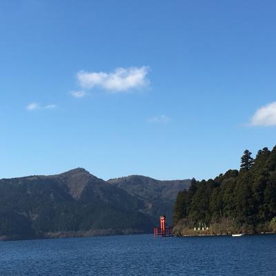絶景、パワースポット 箱根神社🌟
