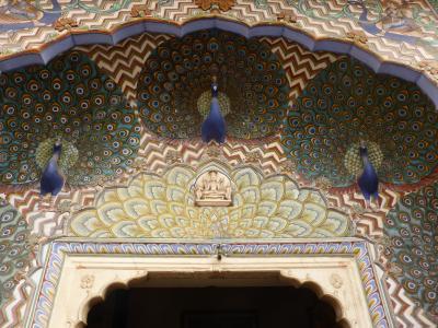 インド北西部14の世界遺産を巡る旅~シティパレス@ジャイプール