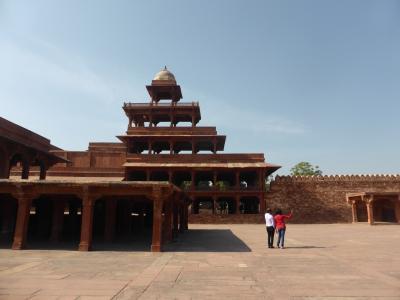 インド北西部14の世界遺産を巡る旅~世界遺産その3 ファテープル・シークリー