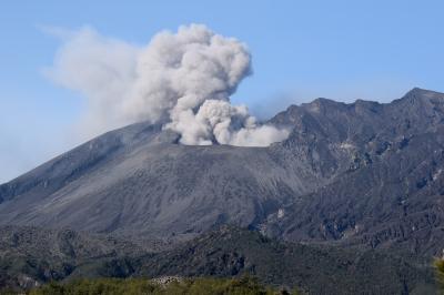 ボクの鹿児島・・・自由気ままな一人旅 桜島を拝むなら大隅側から見るべし!