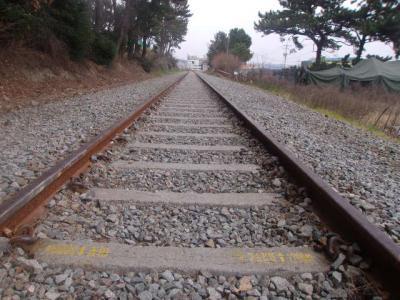2015~16・年末年始の旅(パート2:釜山廃線跡ウォーキング編)
