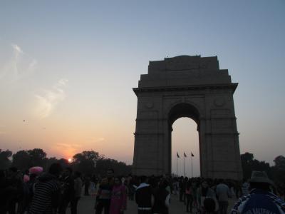 【2015-16インドの旅】(4)デリー
