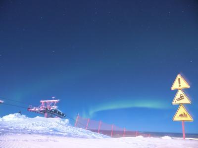 フィンランドPart1☆レヴィでオーロラを見れるかな!