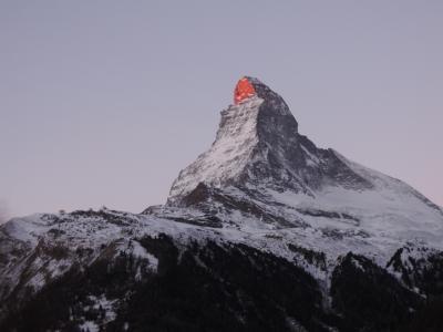 2015,16 暖冬のZermattスキーの巻 その1