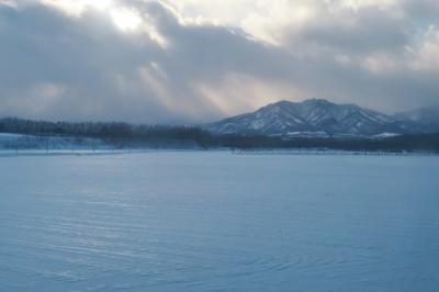 北海道旅2015冬 vol.1 根室本線で帯広から、富良野、赤平へ
